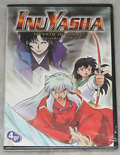 InuYasha - Complete Season Series Seven 7 - DVD Box Set - NEW & SEALED Inu Yasha
