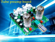 6J1 Valve Pre-amp Tube Vorverstärk Board Bass on Musical Fidelity X10-D circuit