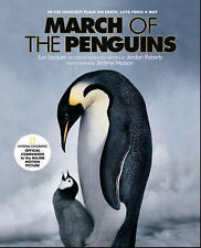 """Luc Jacquet March of the Penguins """"AS NEW"""" Book"""