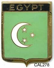 CAL278 - PLAQUE DE CALANDRE AUTO - EGYPT