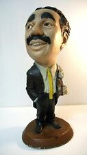 Vintage GROUCHO The Marx Brothers Chalkware Statue Groucho Marx