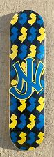 "Graphic blank skateboard deck 7.625"" great deal quality NJ NEW JERSEY"