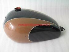 TRIUMPH T150 TRIDENT PAINTED PETROL TANK (REPRODUCTION) @VINTAGE
