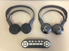 2005-2010 Acura MDX & Honda Pilot Odyssey OEM Wireless Headphones w/ DVD Remote