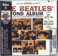 THE BEATLES THE U.S. ALBUMS THE BEATLES' SECOND ALBUM SEALED CD NEW 2014