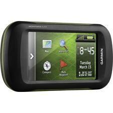 "NEW Garmin Montana 610 4"" Worldwide Touchscreen Handheld GPS! Navigator Receiver"