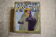 MARVEL BOWEN DESIGNS ANGEL MINI BUST STATUE LIMITED EDITION 2001