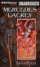 Elemental Masters Ser.: Steadfast 9 by Mercedes Lackey (2014, MP3 CD,...