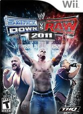 WWE SmackDown vs. Raw 2011 - Nintendo  Wii Game
