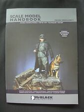 Mr Black Publications Scale Model Handbook:Figure Modelling (3) Paperback Book