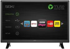 "SEIKI 28"" Inch LCD LED HD SMART TV Freeview HD - Built In Wi-Fi - HDMI - USB 32"