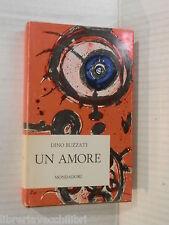 UN AMORE Dino Buzzati Mondadori Narratori Italiani collezione 1965 romanzo libro