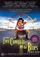 Even Cowgirls Get The Blues (DVD, 2005)