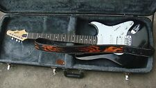 Epiphone By Gibson Electric Guitar & TKL Square Guitar Hard Case
