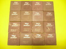Intel Pentium(75-166Mhz) Ceramic CPU  High Grade Gold for Recovery lot of 16Pcs
