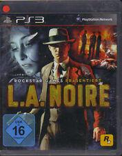 L.A. Noire (PlayStation3)