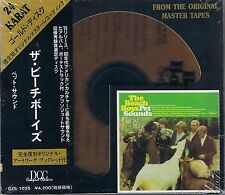 Beach Boys, The Pet Sounds DCC GOLD CD NEU OVP Sealed Japan Import