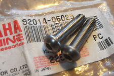 YAMAHA VMAX  V-MAX  1886 2007  GENUINE NOS SIDE COVER BOLTS - # 92014-06025