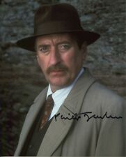 Philip Jackson Photo Signed In Person - Poirot - C300