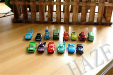 Disney PIXAR CARS Lightning McQueen Mater Sally Luigi Figures 14Pcs free ship