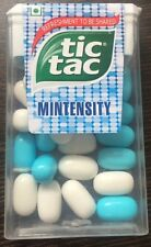 TIC TAC MINTENSITY MINT CANDY 13gm ( PACK OF 20 ) free shipping