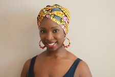 Mama Africa Hair and Beauty    African Print Head Wrap