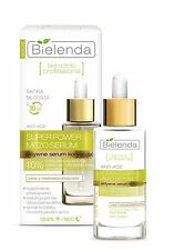 BIELENDA SUPER POWER MEZO FACE SERUM Active Corrective Anti-Age Skin Clinic 30ml
