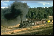 182023 Rio Grande Freight Rounds Tanglefoot Curve Near Cumbres A4 Photo Print