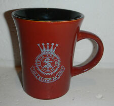 The Salvation Army Blood and Fire Coffee Cup Mug by Sino Singware