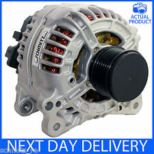 GENUINE NEW-RM COMPLETE 180 AMPS VAG/ SKODA/ DODGE ALTERNATOR UPRATED HEAVY DUTY
