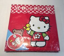 Sanrio Hello Kitty Scrapbook Photo Sticker Album Book 20 pages Japan Unused 1999