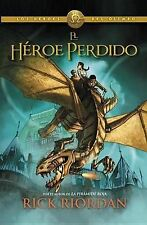 El Heroe Perdido By Riordan, Rick   New (Trade Paper) BOOK   9780345804136