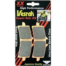 Vesrah VD-248RJL-XX RJL XX High-Performance Race Brake Pads YAMAHA R1 R6 RACING
