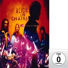 DVD . ALICE IN CHAINS - MTV Unplugged (NEU! Rooster The Killer is me