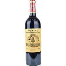 """1 BOUTEILLE Angelus 2006 1er GCC """"A"""" SAINT EMILION arômes gourmands fruit noir"""