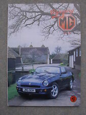 Enjoying MG (May 1998) MGB/MGA Banjo Axle Diff Replacement, Midget Turbo, 18/100