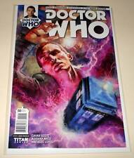 DOCTOR WHO : The NINTH DOCTOR (Vol. 2) # 2 Cover A  Titan Comic  June 2016  NM