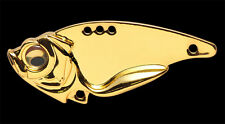 Megabass Blading-X Metal Vibration Fishing Lure 1/2oz - M Gold