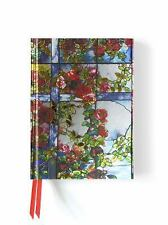 Flame Tree Notebooks: Notebook Trellised Rambler Tiffany 41 (2014, Hardcover)
