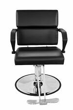 Hydraulic Barber Chair Salon Beauty Spa Styling Chairs - Black 8816
