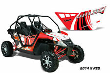 AMR Racing UTV Door Graphics Wrap for Arctic Cat Wildcat  Pro Armor Doors (2) R