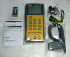 DER EE DE-5000 High Accuracy Handheld LCR Meter with TL-21 TL-22 TL-23