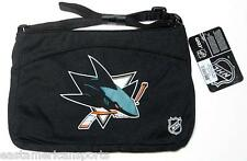 San Jose Sharks NHL Mini Jersey Purse Womens Tote Bag Littlearth Handbag Girls