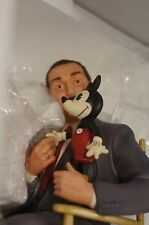 Walt Disney Classics Collection Walt and Mickey 1213091 Statue Figurine COA New