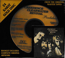 CCR/CREEDENCE CLEARWATER REVIVAL - PENDULUM/ DCC /GZS-1097 / GOLD CD/NEW&SEALED!