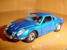 RENAULT ALPINE A110 A 110 BLUE 1:43 MINT!!!