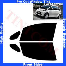 Pellicola Oscurante Vetri Auto Anteriori per Citroen C Zero 5P 2010-... da5%a70%