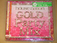 CD RARE IMPORT JAPON / HOUSE NATION / GOLD PARTY MIX / NEUF SOUS CELLO