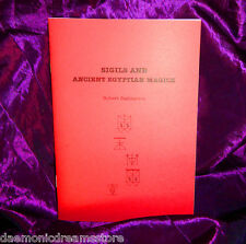 EGYPTIAN SIGIL MAGICK. Occult Finbarr Witchcraft. Magic Grimoire Magick. White
