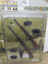 1:6 Dragon WWII German Kar 98K Gun Set New Never Open